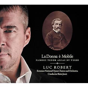 Verdi / Robert / Joost - La Donna E Mobile [SACD] USA import