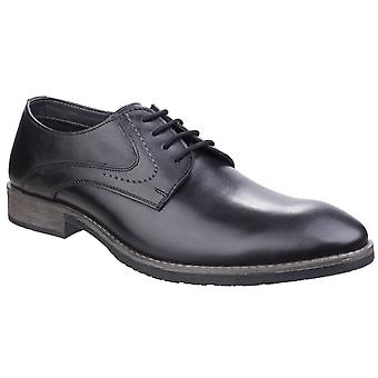 Hush Puppies Mens Carlos Luganda Oxford Shoes