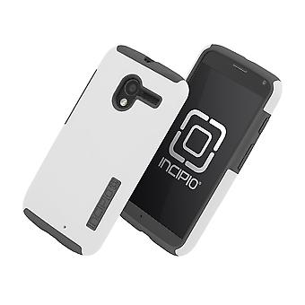 Incipio DualPro Case for Motorola Moto X (White/Grey)