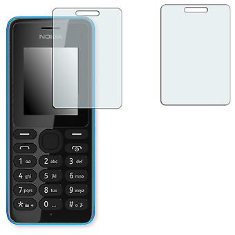 Nokia 108 dual SIM display protector - Golebo crystal clear protection film