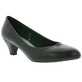 Jane Klain standard women's pumps black