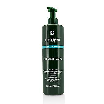Rene Furterer Sublime Curl Curl aktivierende Shampoo (welliges, lockiges Haar) 600ml/20,29 oz