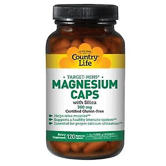 Country Life Magnesium 300 Mg120