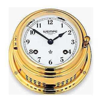 Wempe chronometer Stahlwerke Bremen II Glasenuhr CW310010