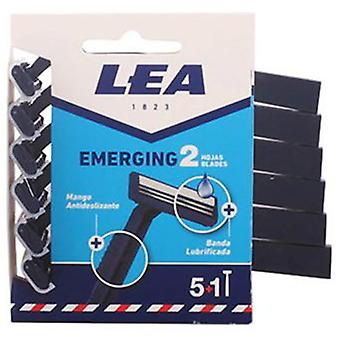 Lea Emerging 2 Disposable Razor (Hygiene and health , Hair removal , Blades)