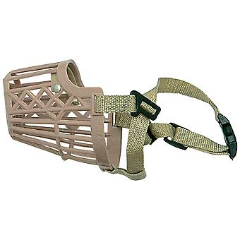 Ica N-3 Plantic muzzle with Nylon (Dogs , Collars, Leads and Harnesses , Muzzles)