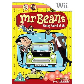 Heer bonen Wacky World of Wii (Wii)