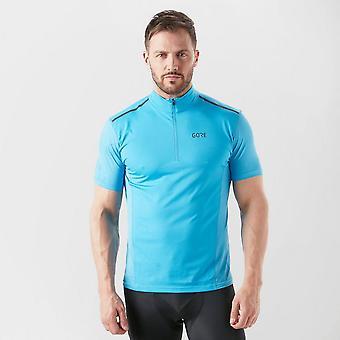 Gore Men's R5 ¼ Zip Running Shirt