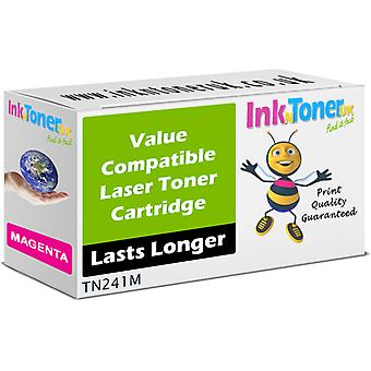Compatible TN241M Magenta Cartridge for Brother HL-3140CW