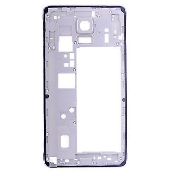 Dla Samsung Galaxy Uwaga 4 - N910T - obudowa tylna rama bez małych części - czarny