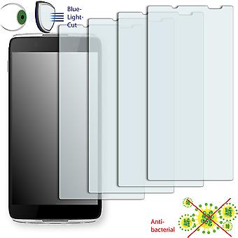 Alcatel Idol 4S screen protector - Disagu ClearScreen protector (deliberately smaller than the display, as this is arched)