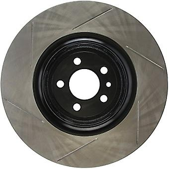 StopTech 126.63086SL Sport Slotted Brake Rotor (Front Left), 1 Pack