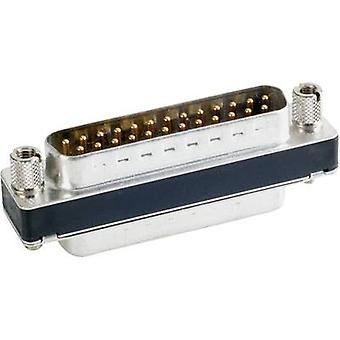 D-SUB filter D-SUB 15-pins socket - D-SUB 15-pins Conec 243A10060X sluit 1 PC('s)