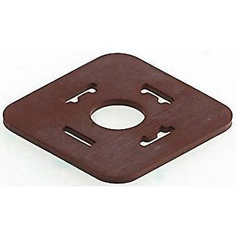 Flat gasket GDM 3-17 Brown GDM3-17 Belden Content: 1 pc(s)