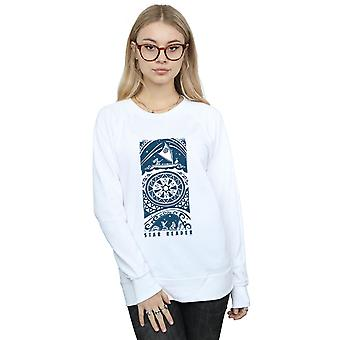 Disney Women's Moana Star Reader Sweatshirt