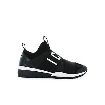 DSQUARED2 BLACK NEOPRENE ICON SNEAKER