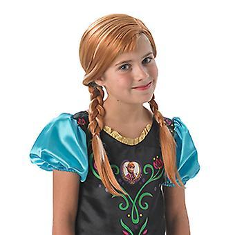 Anna frozen TIG wig original children Anna and ELSA