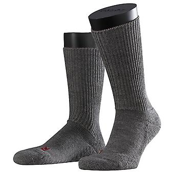 Ergo Midcalf Socken Falke Walkie - Graphit