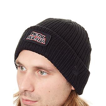Metal Mulisha Black Stick Up Beanie