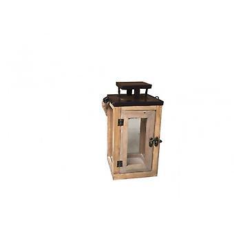 Vintage Brown Lampion dekoracyjny do wnętrz i elewacji Mobile Re6017-Rebecca