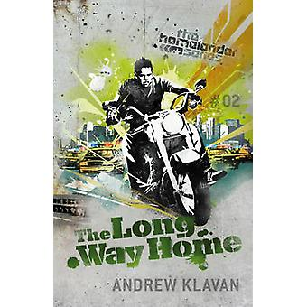 Long Way Home av Andrew Klavan - 9780755353002 bok