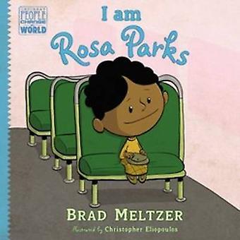 أنا روزا باركس ببراد ملتزر-كتاب 9780803740853