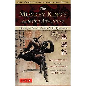 Monkey King's Amazing Adventures - A Journey to the West in Search of
