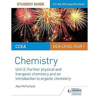 CCEA AS Chemistry Student Guide - Unit 2 - Further Physical and Inorgan