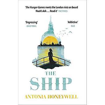 Statek przez Antonia Honeywell - 9781780227344 książki