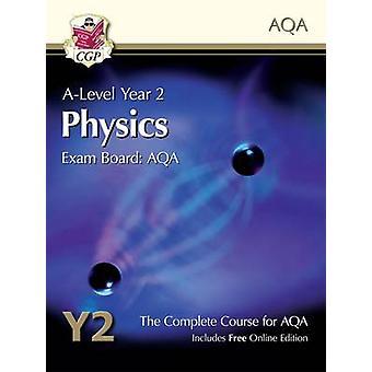Nueva física de un nivel para AQA - libro del estudiante año 2 edición en línea