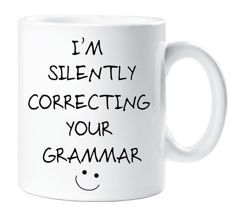 De Grammaire Corrige Silence En Tasse Je Votre rxtdohQCBs