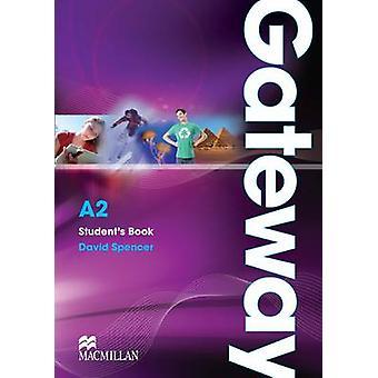 Porta de entrada nível A2 - livro do aluno por David Spencer - livro 9780230723382