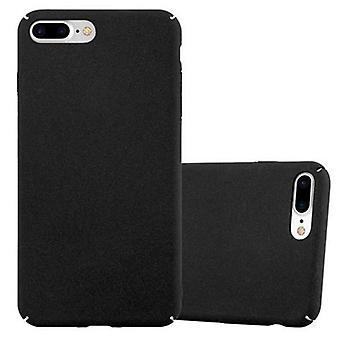 Cadorabo case for Apple iPhone 8 PLUS / iPhone 7 PLUS / iPhone 7S PLUS - hard case telefonen dække Matt frosty design - cover af kofanger tilbage tilfælde dække