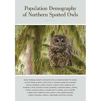 Demografia popolazione dei Gufi macchiati del Nord