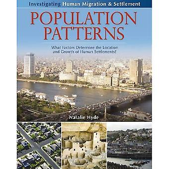 Population Patterns: What Factors Determine the Location and Growth of Human Settlements? (Investigating Human Migration & Settlement)