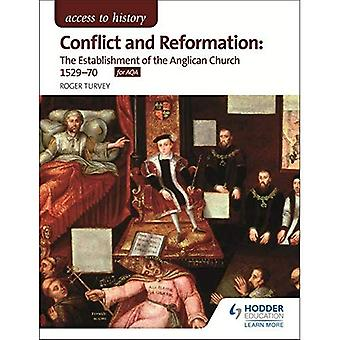 Access to History: Conflict and Reformation: The establishment of the Anglican Church 1529-70