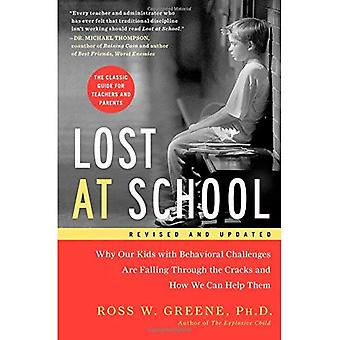 Lost at School: Why Our Kids with Behavioral Challenges are Falling Th