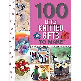 100 weinig gebreide giften aan Make (100 to Make)