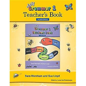 Jolly Grammar 1 Teacher's Book (in Print Letters)