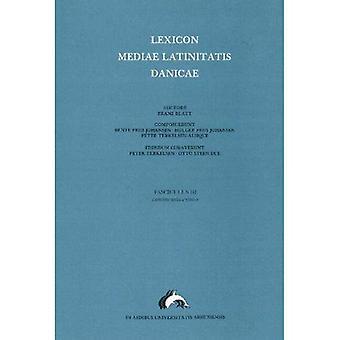 Lexicon Mediae Latinatis Danicae: Continentia - Evinco