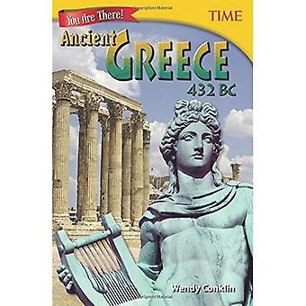 Du är där! Antikens Grekland 432 f.Kr. (årskurs 6) (tid för barnen facklitteratur läsare)