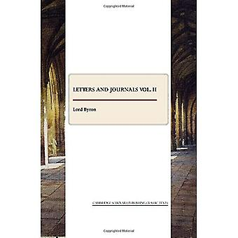 Letters and Journals Vol. II