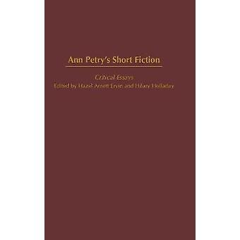 Ann Petrys curta ficção ensaios críticos por Ervin & Hazel