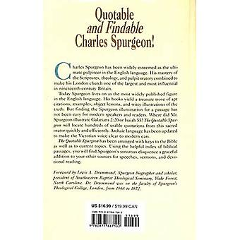 The Quotable Spurgeon by Spurgeon & Charles Haddon