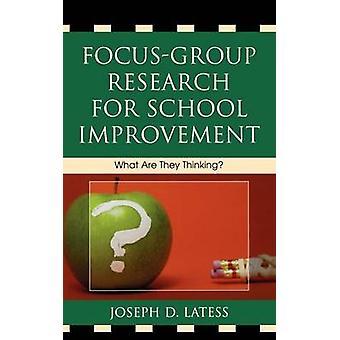 Coûtsavantages recherche pour l'amélioration des écoles qu'ils pense par Latess & D. Joseph