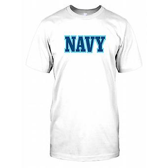 Navy - Naval Forces Mens T Shirt