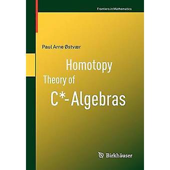 Homotopy Theory of CAlgebras by stvr & Paul Arne