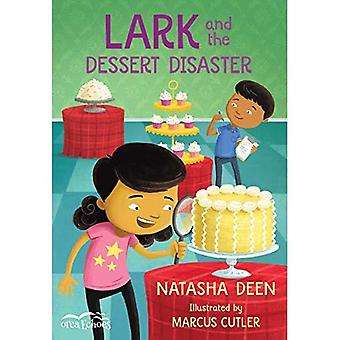 Lark and the Dessert Disaster (Orca Echoes)