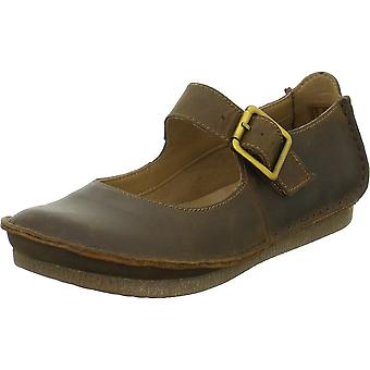 Clarks Janey junio zapatos 261133134 mujer