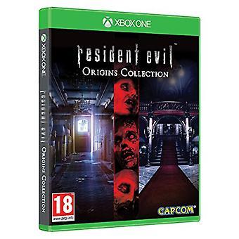 Resident Evil Origins Collection (Xbox One) - Fabrik versiegelt